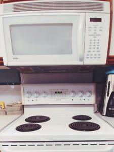 Kenmore range microwave