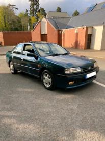 1996 Nissan Primera 1.6Lx Saloon
