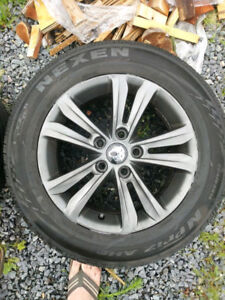 "16"" Alloy Wheels  - Factory"
