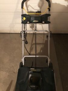 Snow Thrower for sale