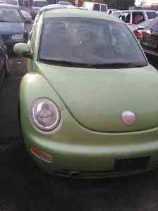 2004 Volkswagen Beetle Coupe (2 door)