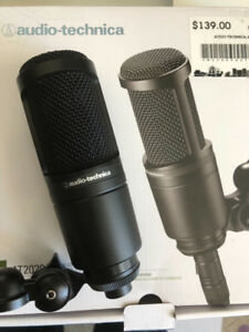 AUDIO TECHNICA MIC FOR SALE