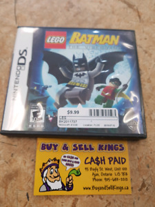 Batman lego Nintendo DS game