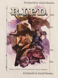 """Graphic Novel: """"R.I.P.D. Vol. 1"""""""