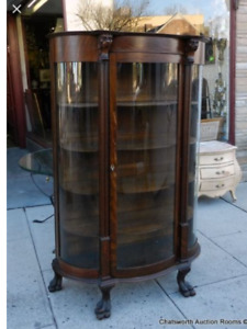 Looking for an antique china cabinet