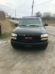 2006 GMC YUKON DENALI low milage PARTS or the WHOLE TRUCK