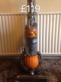 DYSON DC25 FULLY SERVICED MINT CONDITION FREE SET OF PERFUMED FILTERS 2