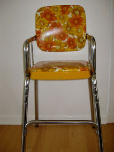 OLD FASHION BABY CHAIR