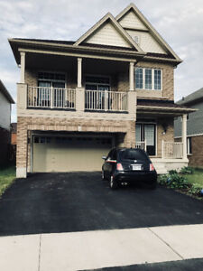 Gorgeous 3 Bed House facing Park for Lease