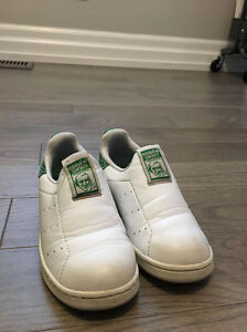 ADIDAS STAN SMITH RUNNING SHOES FOR KIDS (UNISEX)