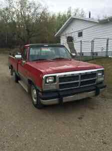 1992 Dodge 250 diesel for sale by owner - Reduced!