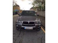 BMW X5 grey 3.0 diesel m sport