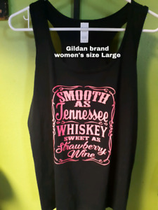 Tennessee Whiskey Women's Tank Top