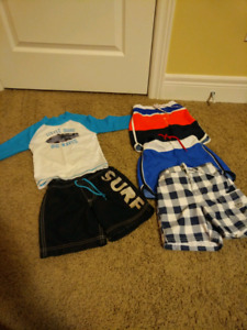 Boys Swimsuits - size 3T
