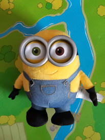 'Despicable Me' minion cuddly toy