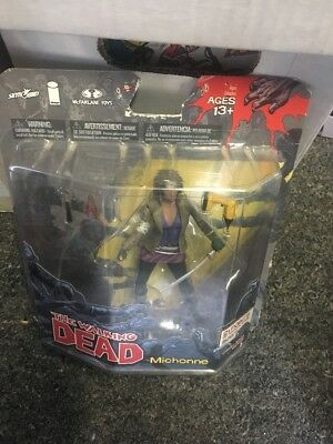 Used, The Walking Dead Michonne Comic Book Series 1 for sale  Shipping to Canada