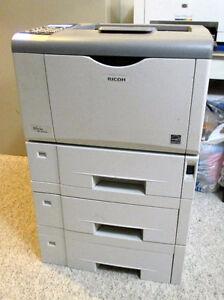 Ricoh Afico SP3410N Commercial Laser printer