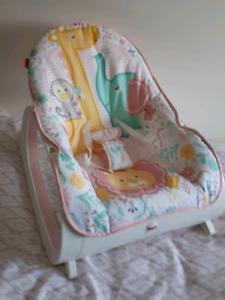 Fisher Price Infant to Toddler Rocker (Pink)