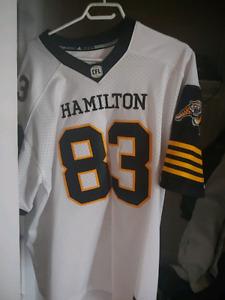 Hamilton Tiger Cats $150