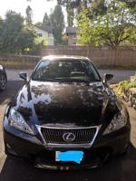 2012 Lexus IS250 AWD with Navigation