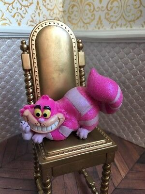 Cheshire Cat Pet Alice Wonderland Figure Toy Disney Princess Doll Mini