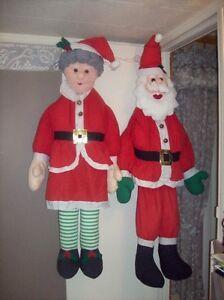Mère Noël et Père Noël