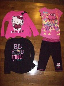 Hello Kitty Tops, Girls 6X