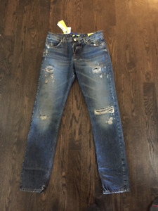 Mens Versace VJ Jeans Size 32 Brand New