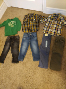 Gap boy's clothes - size 2T