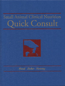 Small Animal Clinical Nutrition Quick Consult