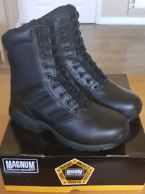 Magnum Panther 8 Safety Boots Size 9