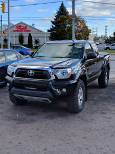 2014 Toyota Tacoma TRD Off Road 4X4 6-Speed  Access Cab