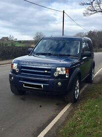 Land Rover Discovery 3 only 60k miles FSH