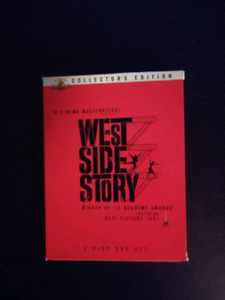 Westside Story Collectors Edition (2 DVD set and a booklet)