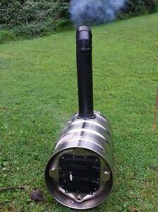 Steel barrels for your DIY barrel stove London Ontario image 5