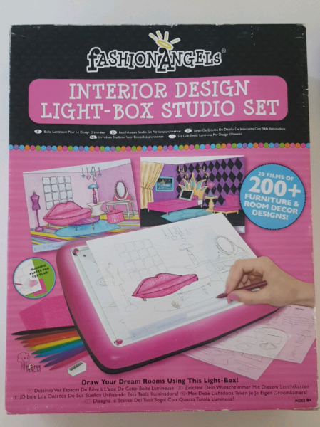 New Light Box Stencil Books Toys Indoor Gumtree Australia Penrith Area St Clair 1221814473