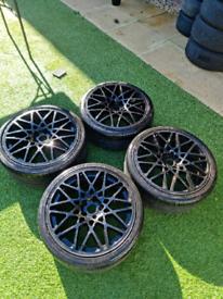 Alloy wheels 19 VW Audi