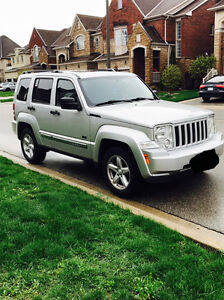 2009 Jeep Liberty SPORT- Rocky Mountain Edition SUV