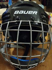 Bauer XS helmet