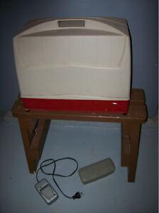Portable sewing machine  NECCHI BU    Machine à coudre portative Gatineau Ottawa / Gatineau Area image 8