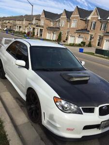 2006 Subaru STI extremely low KM. MINT condition