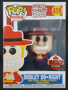 Dudley Do-Right Funko Exclusive