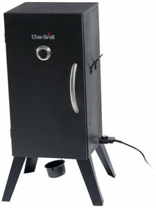 Char-Broil Electric Smoker, New