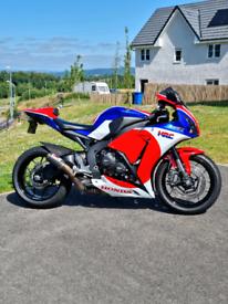 Honda CBR1000RR Fireblade 2016