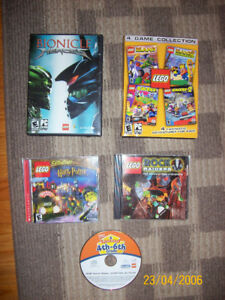 PC Games LEGO Games Collection