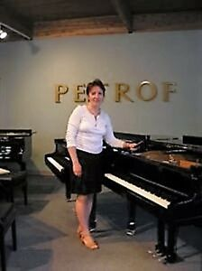 Professional Piano Tuning and Regulation
