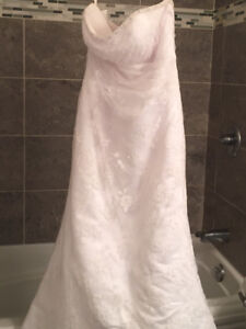 Wedding dress 10/12