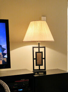 Versatile Lamp with two different looks