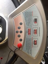 Power plate vibration fitness machine - not treadmill or gym