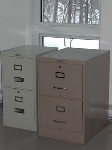 Very Good Quality Filing cabinet. Made in Canada !!